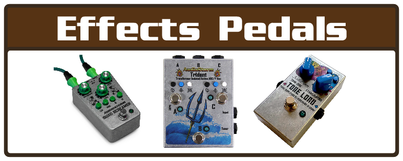 Effects Pedals Hover