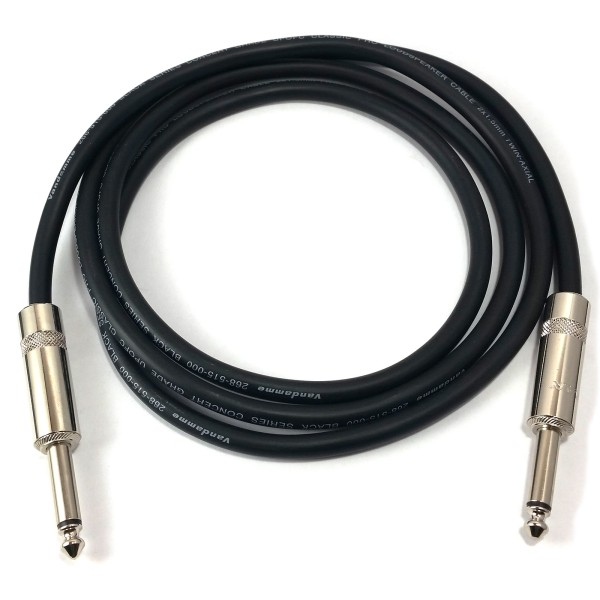 AS Ultra Black 1m speaker cable